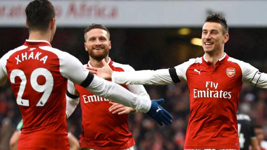 El Arsenal afrontaría un verano con hasta 10 bajas