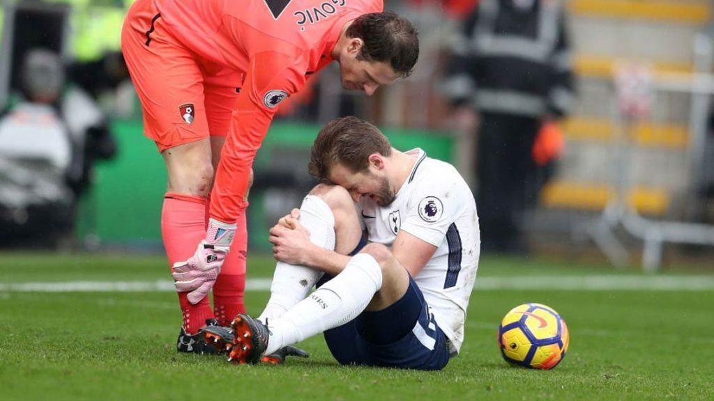 Alerta roja en Inglaterra por la lesión de Harry Kane