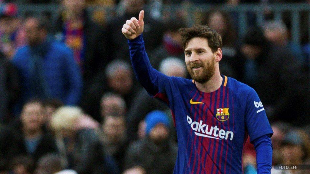 Los 600 goles de Messi, en detalle