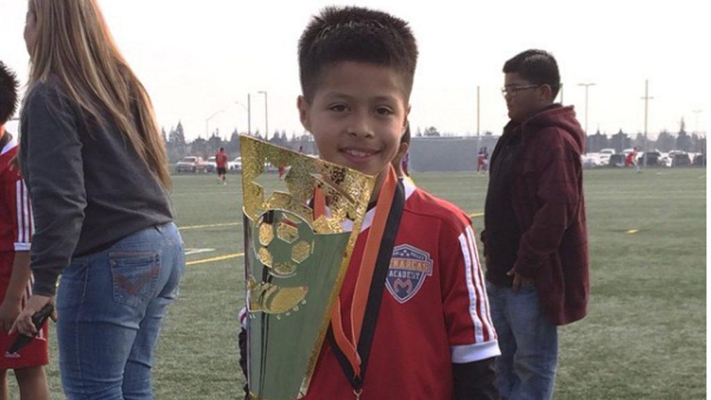 Conoce a Alex Alcalá, el Messi mexicano