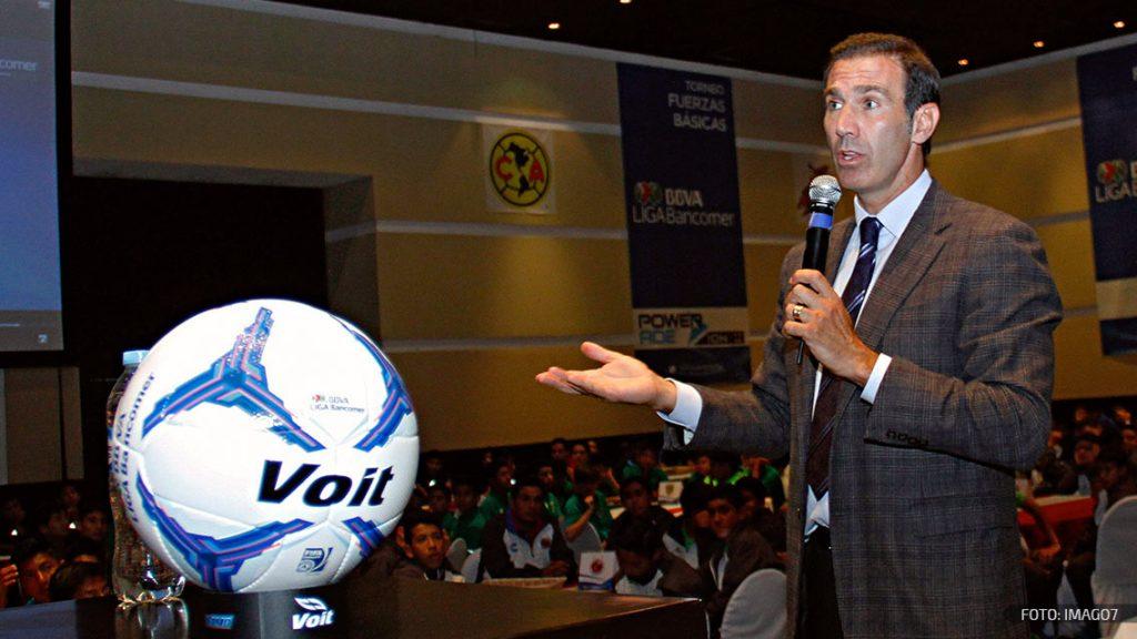 Francisco Gabriel de Anda, nuevo director deportivo de Chivas