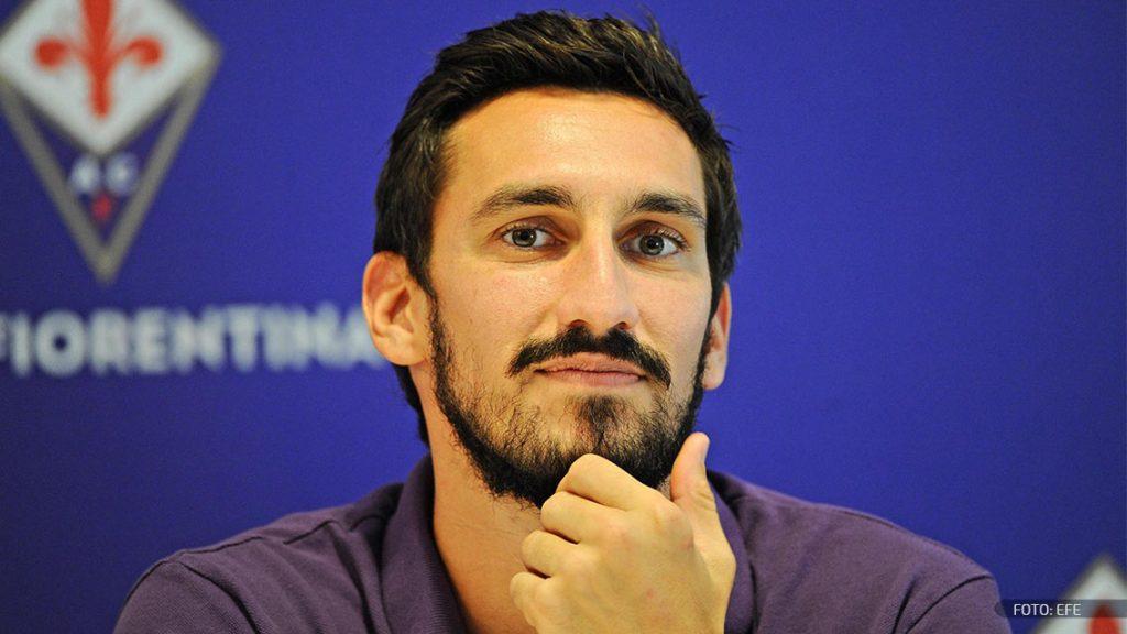 Fallece Davide Astori, el capitán de la Fiorentina en hotel de concentración