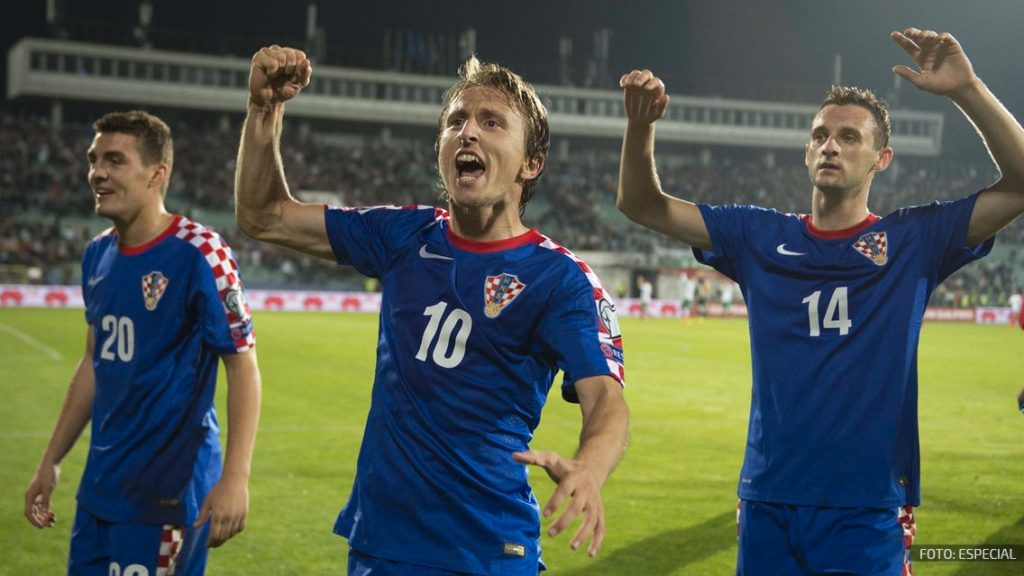 Las figuras con las que Croacia enfrentará a México