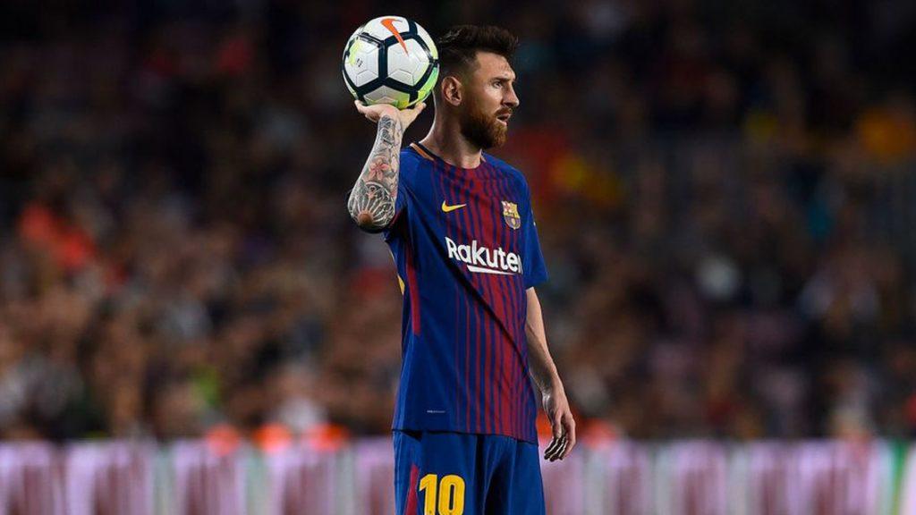 FC Barcelona teme la salida de Lionel Messi por esta razón