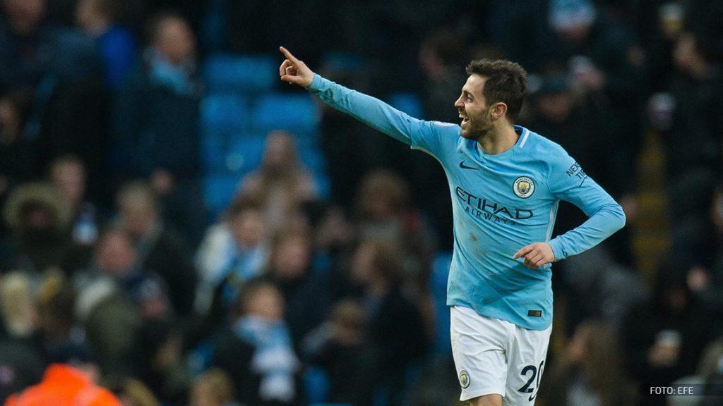 Manchester City bate al Chelsea y camina hacia el campeonato