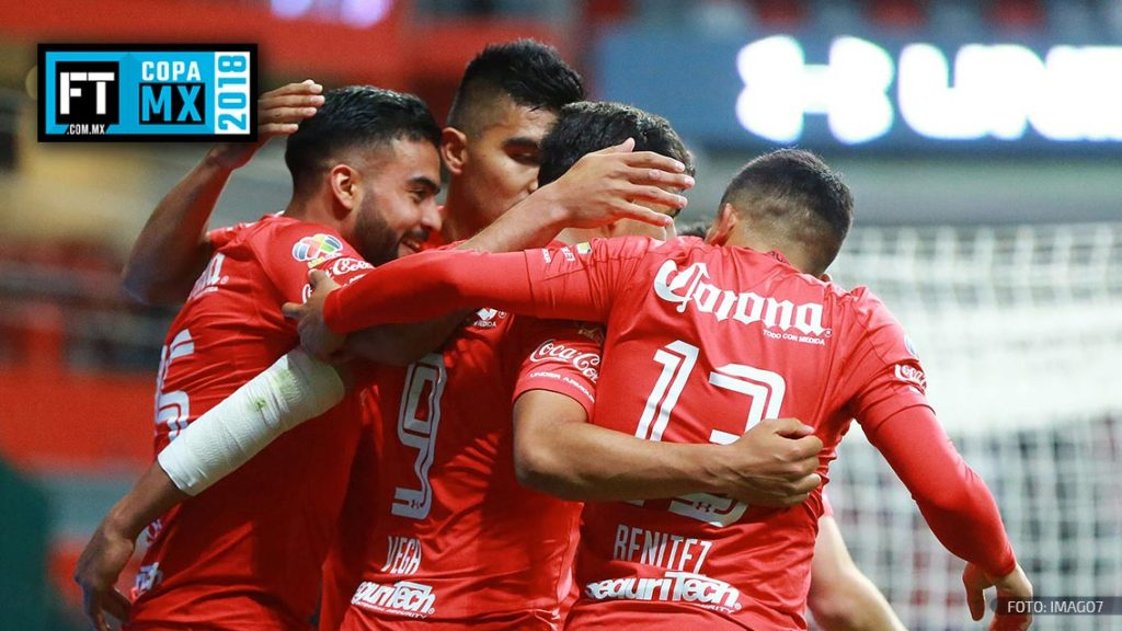 Copa MX: Toluca, Santos y Necaxa, a cuartos; Morelia, fuera