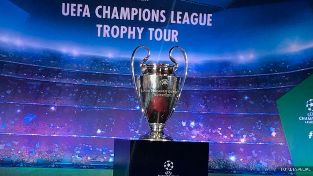 Las actividades de Heineken con el Trophy Tour de la Champions League
